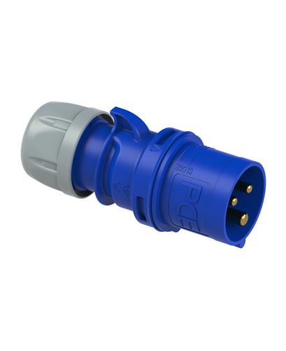 PCE CEE Contactstop 16A 3P 6h IP44